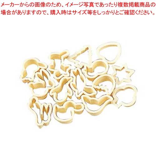 【まとめ買い10個セット品】 【 業務用 】TH クッキーカッターセット 小 14pcs 36233