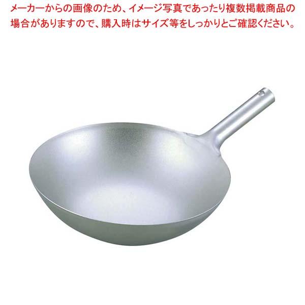【 業務用 】EBM 純チタン 超軽量 中華片手鍋 27cm【 チタン製中華鍋フライパンチタン製品 】
