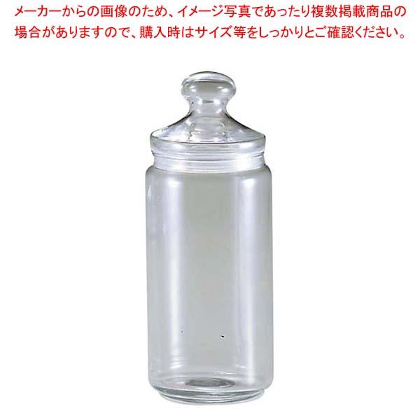 【まとめ買い10個セット品】 【 業務用 】ポットクラブ(ガラス製密閉容器)12252 1.5L