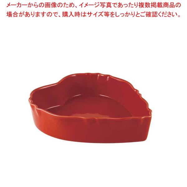 【まとめ買い10個セット品】 【 業務用 】アポーリア ハートディッシュ チェリー 038018020