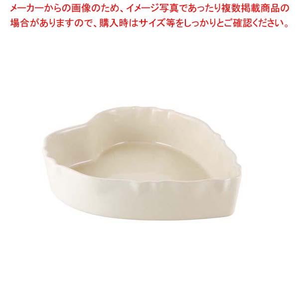 【まとめ買い10個セット品】 【 業務用 】アポーリア ハートディッシュ クリーム 038018006