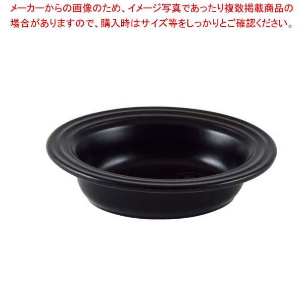 【まとめ買い10個セット品】アポーリア オーバルベーキングディッシュ 17cm ブラックサンド 128017052【 オーブンウェア 】 【厨房館】