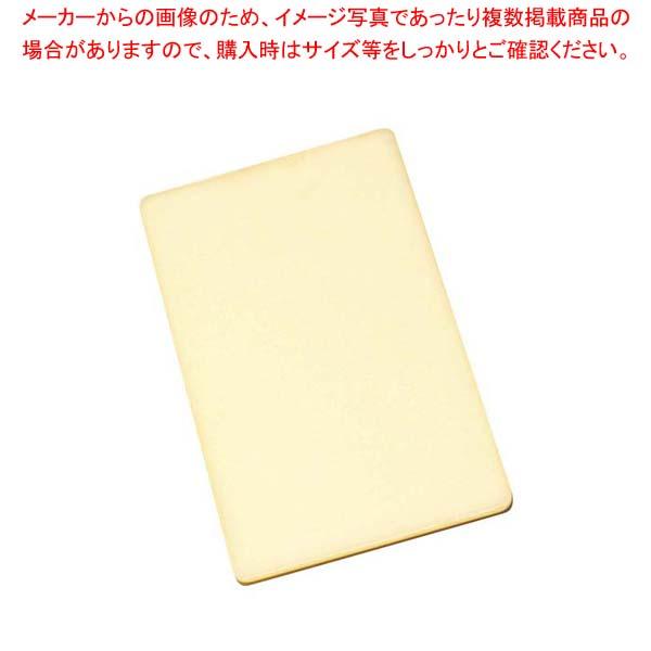 【まとめ買い10個セット品】 【 業務用 】ヤマケン 家庭用 積層サンドイッチカラーまな板 M イエロー