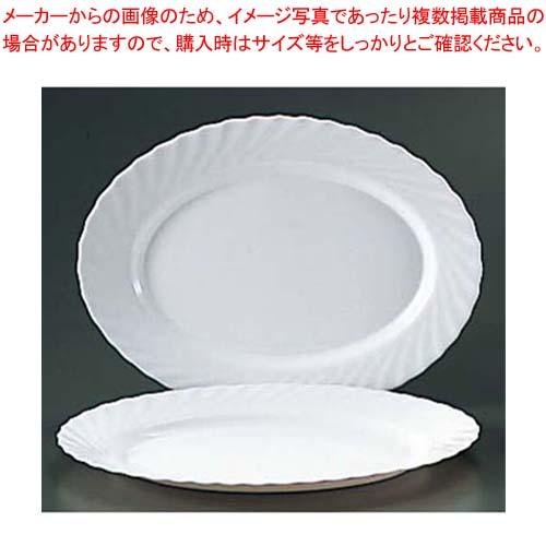 【まとめ買い10個セット品】 【 業務用 】トリアノン 楕円皿 D6877 35cm