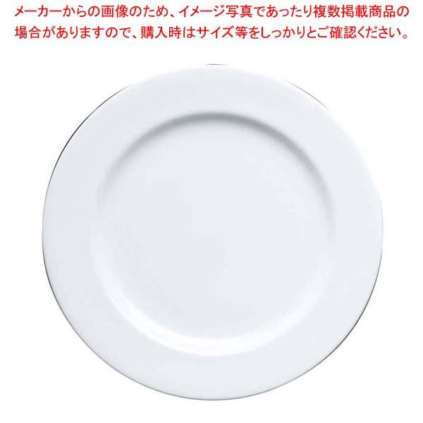 【まとめ買い10個セット品】 【 業務用 】ファッションホワイト 30cm プレート FM900-313