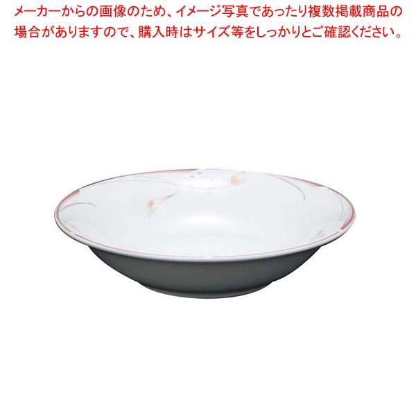 【まとめ買い10個セット品】フラワーピンク 16cm シリアルボール OFM01-221【 和・洋・中 食器 】 【厨房館】
