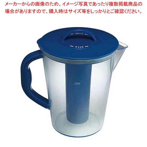 【まとめ買い10個セット品】 【 業務用 】kinox フェスティバピッチャー 2L ブルー 4042/20B