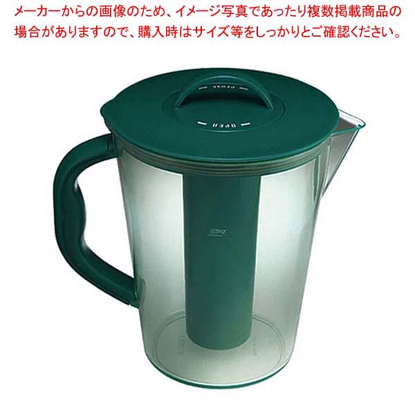 【まとめ買い10個セット品】 【 業務用 】kinox フェスティバピッチャー 2L グリーン 4042/20G