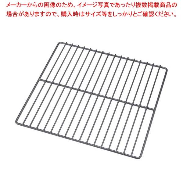 【まとめ買い10個セット品】 【 業務用 】EBM 18-8 グリッド網 1/1 フッ素樹脂Wコート