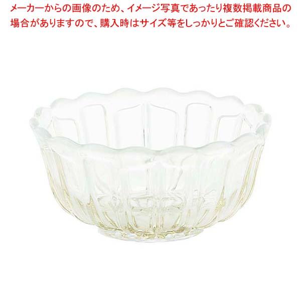 【まとめ買い10個セット品】 【 業務用 】ガラス食器 雪の花 洗鉢 2244-OA 古代色