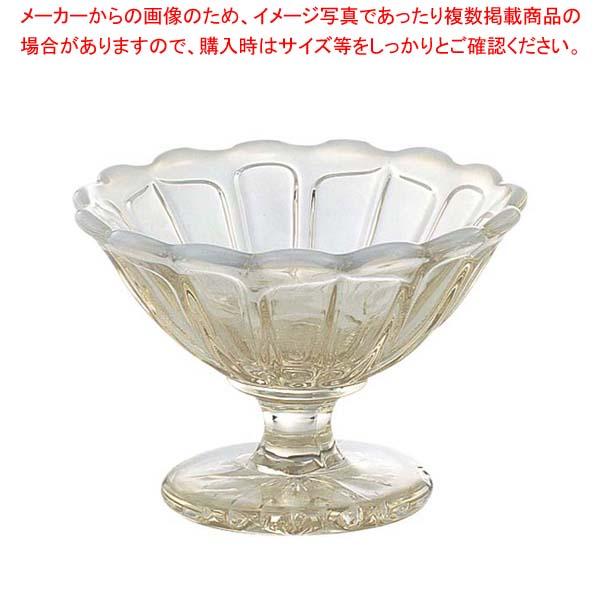 【まとめ買い10個セット品】 【 業務用 】ミニアイスクリームカップ 雪の花 古代色 2232-OA