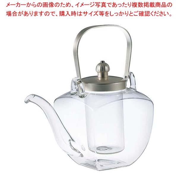 角 ちろり(氷用ナカゴ付)銀ソフト 154-SLF【 グラス・酒器 】 【厨房館】