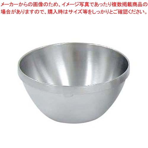 【まとめ買い10個セット品】 【 業務用 】18-8 給食用汁椀(スープボール)L 満水500cc