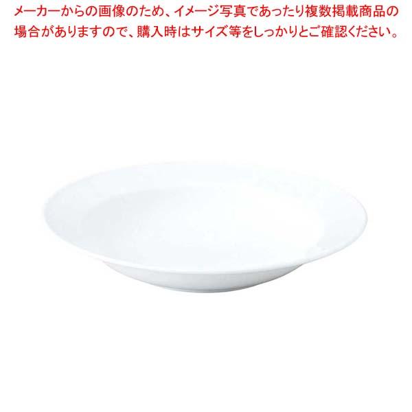 【まとめ買い10個セット品】 【 業務用 】おぎそ 軽量高強度磁器 スープ皿 23cm 1973-0000