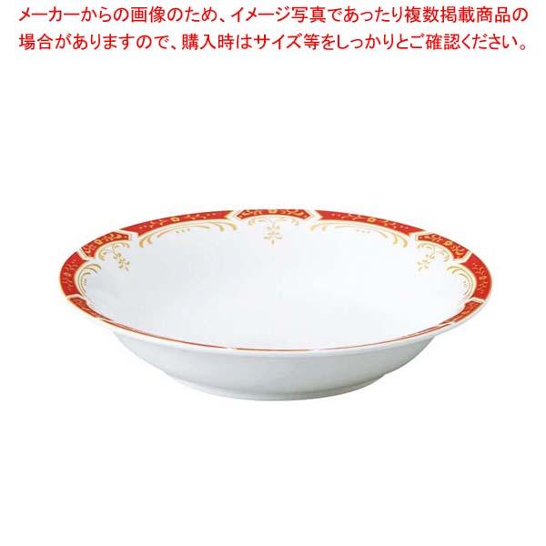 【まとめ買い10個セット品】 【 業務用 】リ・おぎそ スープ皿 19cm 1954-4150