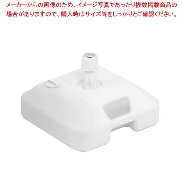 【まとめ買い10個セット品】 【 業務用 】注水型マルチのぼりスタンド 31984 20L