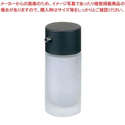 【まとめ買い10個セット品】 【 業務用 】しょう油さし NO.317 ガラス製(フロスト加工)