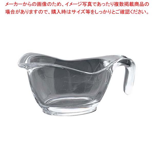 【まとめ買い10個セット品】ガラス ソースポット 7658【 卓上小物 】 【厨房館】
