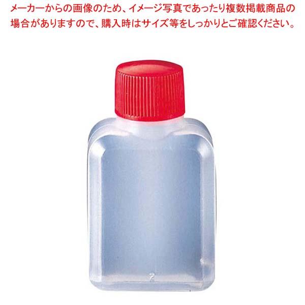 【まとめ買い10個セット品】 【 業務用 】ポリタレ容器(ポリプロピレン)角 大 R(100入)32cc