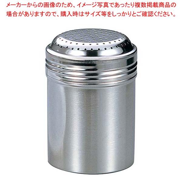 【まとめ買い10個セット品】IK 18-8 シュガーシェーカー缶 大 φ72×H104【 調味料入 】 【厨房館】