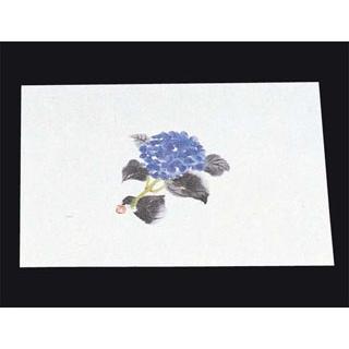 【まとめ買い10個セット品】 【 業務用 】四季紙 百寿(100枚入)M33-085 紫陽花