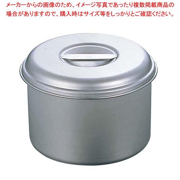 【まとめ買い10個セット品】 【 業務用 】純チタン 浅型 キッチンポット 15cm