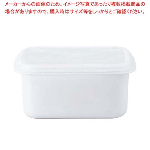 【まとめ買い10個セット品】シールストッカー S-4 ホワイト 4.1L ポリエチレン【 ストックポット・保存容器 】 【厨房館】