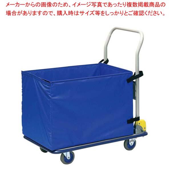 【まとめ買い10個セット品】 【 業務用 】小型完全収納箱台車 NHT-107E【 メーカー直送/代金引換決済不可 】