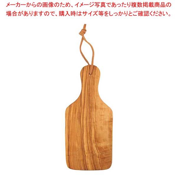 【まとめ買い10個セット品】 【 業務用 】オリーブ カッティングボード M 0125-002