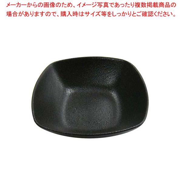 【まとめ買い10個セット品】 【 業務用 】天目砂鉄 正角深ボール 15cm