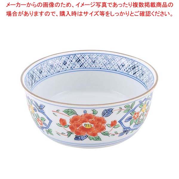 【まとめ買い10個セット品】 【 業務用 】和食器コレクション 花唐草 刺身鉢