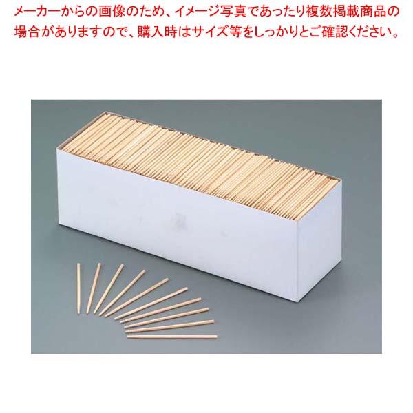 【まとめ買い10個セット品】 【 業務用 】たこ焼楊枝 1kg φ2.5×80mm