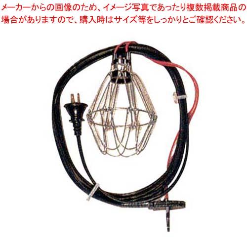 【まとめ買い10個セット品】 【 業務用 】ビニール提灯用ソケットコード 8648 コード3メートル仕様