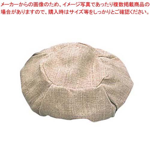 【まとめ買い10個セット品】 【 業務用 】布製 醗酵ねかしカゴ用 カバー MC-K(S・M兼用)