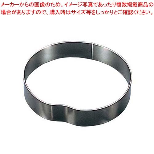 【まとめ買い10個セット品】 【 業務用 】デバイヤー アントルメリング アップル型 3157-06