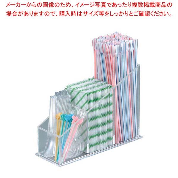 【まとめ買い10個セット品】 【 業務用 】PCピック&ストローホルダー
