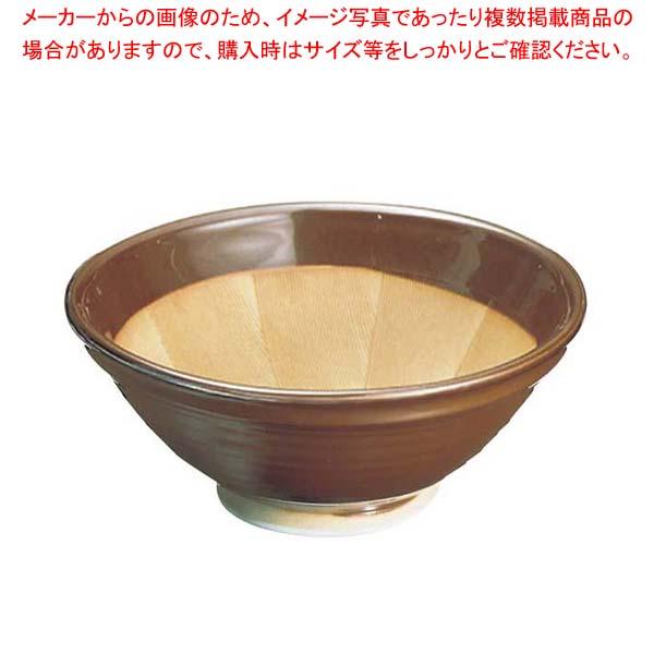 【まとめ買い10個セット品】 【 業務用 】すり鉢 常滑焼 11号