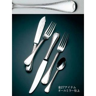 【まとめ買い10個セット品】 【 業務用 】LW 18-10 #19300 ティアラ フィッシュナイフ(H・H)