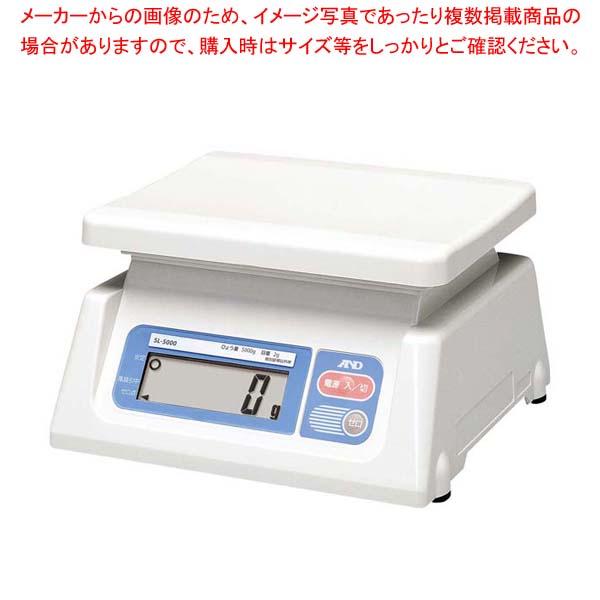 【まとめ買い10個セット品】 A&D デジタル ハカリ SL30KJA 30kg 【厨房館】【 ハカリ 】