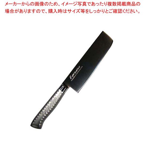 【まとめ買い10個セット品】 EBM E-pro PLUS 薄刃型 16.5cm シルバー 【厨房館】【 庖丁 】