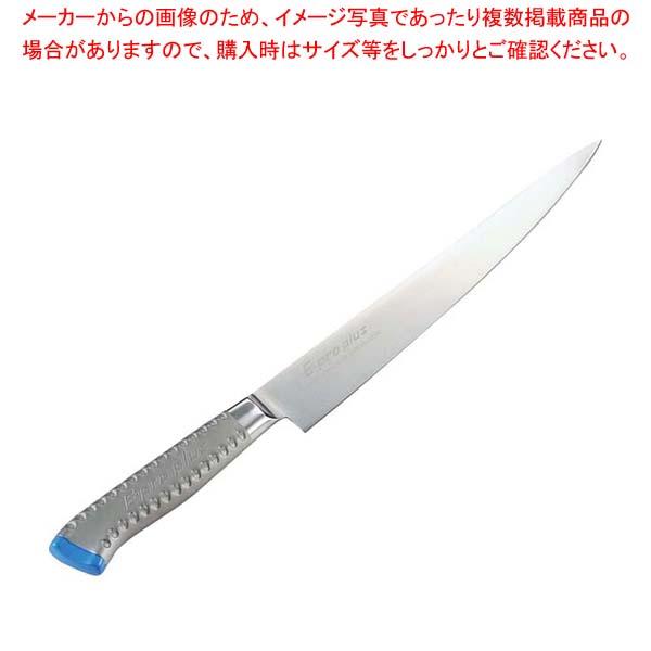 【まとめ買い10個セット品】 EBM E-pro PLUS 筋引 27cm ピンク 【厨房館】【 庖丁 】