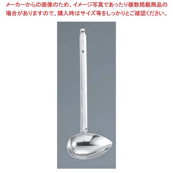 【まとめ買い10個セット品】 【 業務用 】MA 18-8 ろう付け 横口レードル 144cc
