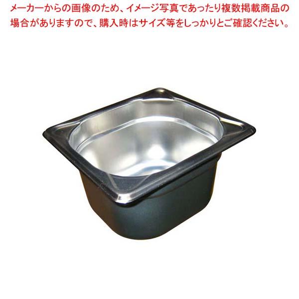 【まとめ買い10個セット品】 【 業務用 】EBM ガストロノームパン補強重なり防止付 1/6 100mm