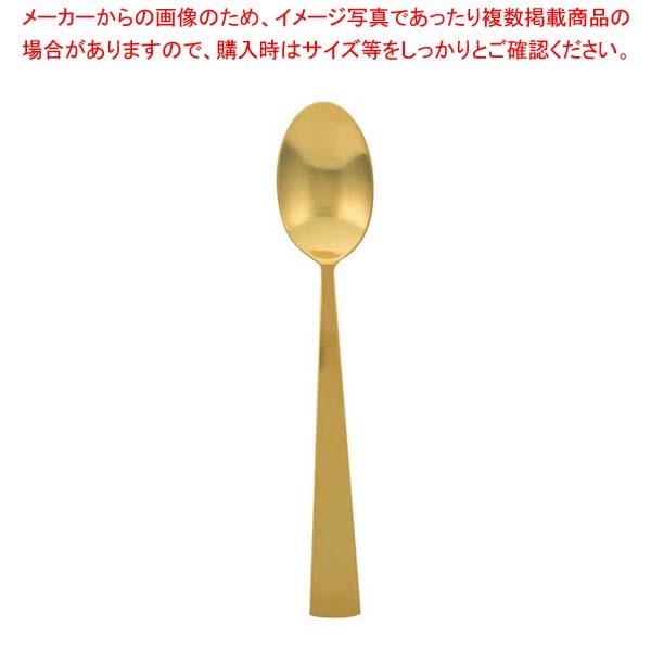 【まとめ買い10個セット品】 【 業務用 】ダン ゴールド ディナースプーン A33431
