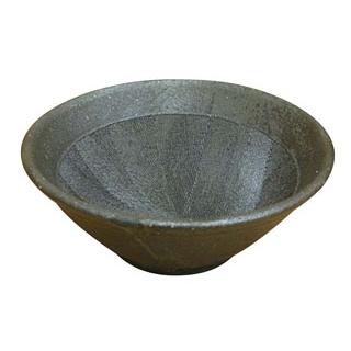 【まとめ買い10個セット品】 【 業務用 】トコナメ すり鉢 S ブラック M0036