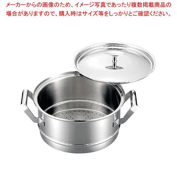 エレックマスタープロ セイロ(蓋付)24cm 【厨房館】