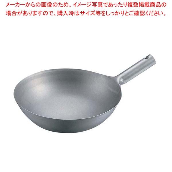 クローバー チタン 北京鍋 33cm(板厚1.2mm) 【厨房館】