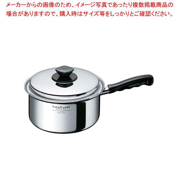 ビタクラフト ヘキサプライ 片手鍋 1.2L 6113 【厨房館】