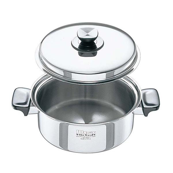 ビタクラフト ウルトラ 両手鍋 9506 5 5L厨房館鍋全般WBdCoerx