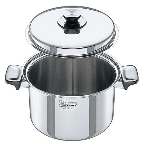 ビタクラフト ウルトラ 深型 両手鍋 9205 5.5L 【厨房館】